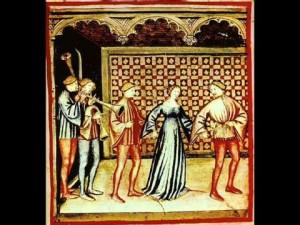 medieval shawm