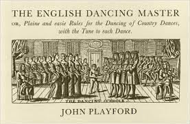 English Dancing Master